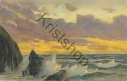 Das Meer  (B1005 - Postcards
