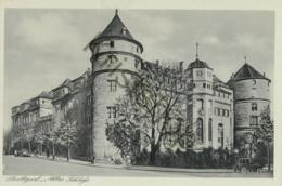 Stuttgart - Altes Schloß  (B1059 - Stuttgart