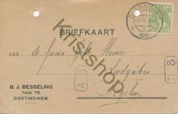 Reclame-briefkaart - Doetinchem Uit 1919  (B1289 - Postal Stationery