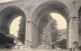 Verviers - Entrée Du Château De Mr Crémer (gros Plan 1909, Pour Gendarmerie Hamoir) - Verviers