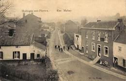 Hollogne-aux-Pierres - Rue Mahay (animée, Edit Ep Bustin, Peu Vue) - Grâce-Hollogne