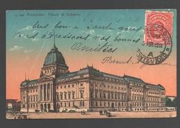 Montevideo - Palacio De Gobierno - 1911 - Uruguay