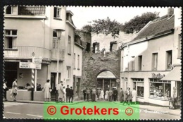 VALKENBURG Grendelpoort Zeer Levendig 1961 - Valkenburg