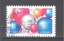 France Autoadhésif Oblitéré N°1558 (EMOJI) (Cachet Rond) - France