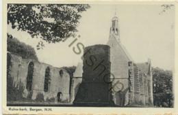 Bergen - Ruïne-Kerk  [B502 - Non Classificati