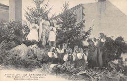 49-LE LONGERON-FETE DE JEANNE D ARC TABLEAU VIVANT-N°R2043-F/0107 - Autres Communes