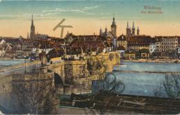 Würzburg - Alte Mainbrücke  [B671 - Wuerzburg