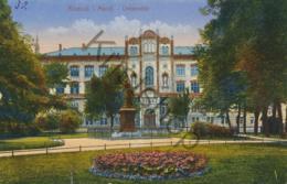Rostock I. Meckl. - Universität  [B693 - Rostock