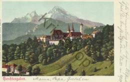 Berchtesgaden  [B739 - Berchtesgaden