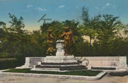 Dresden - Bürgerwiese - Mozart Denkmal  [B769 - Dresden