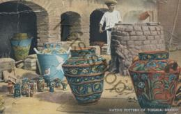 Mexico - Native Potters Of Tonala  [B967 [Blittle Damage) - Mexico