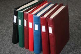 BUND Sammlung Gest., Postfr., Wenige Gefalzt In 7 Vordruckalben  ... 320 Bilder ....182 (F) - Lots & Kiloware (min. 1000 Stück)