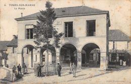 51-TOURS SUR MARNE-LA MAIRIE-N°R2044-B/0295 - Autres Communes