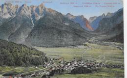 AK 0054  Toblach Gegen Das Ampezzotal Vom Hotel Wetterkreuz Aus Gesehen - Verlag Werth Um 1924 - Bolzano (Bozen)