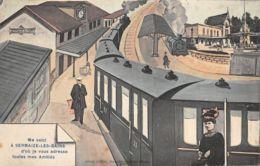 51-SERMAIZE LES BAINS-N°R2044-C/0327 - Sermaize-les-Bains