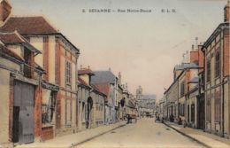 51-SEZANNE-RUE NOTRE DAME-N°R2044-C/0357 - Sezanne