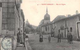 52-SAINT URBAIN-RUE D L EGLISE-N°R2044-E/0325 - France