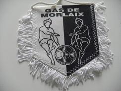 Fanion Football - GAS DE MORLAIX - FINISTERE - Habillement, Souvenirs & Autres