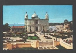 Haiti - West Indies - Cap-Haitien - Catholic Cathedral And Square - Haiti