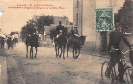 54-LUNEVILLE-M.LE GENERAL CHERFILS-N°R2045-B/0017 - Luneville