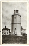 North Foreland Lighthouse Broadstairs  - Postmark 1911 - England