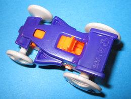 SD203 AUTO ARANCIONE/BLU + BPZ - MonoBlocks