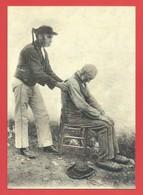 """C.P.M.  (56)  """" Rebouteux Du Morbihan Vers 1900 """" Repro..photo Charles Géniaux(1870-1931)   -Voir 2 Photos - Autres"""