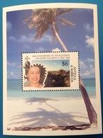 ANTIGUA & BARBUDA 1992 40 Anniversaire QE2 Neuf** MNH - St.Kitts And Nevis ( 1983-...)