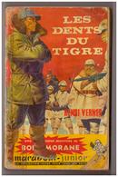 Henri Vernes. Bob Morane. Les Dents Du Tigre N° 134. Edition Marabout. Numéro Double. - Livres, BD, Revues
