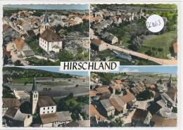 CPM GF-36063- Hirschland -Multivues Aériennes - France