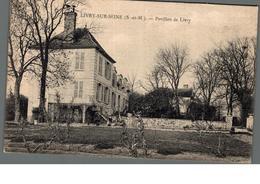Cpa 77 Livry Sur Seine S Et M Pavillon De Livry Déstockage à Saisir - Autres Communes