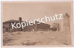 Auf Dem Brocken 1925  (z5813) - Non Classificati
