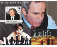Guinea Bissau   ;  Chess Ajedrez  ; - Guinea-Bissau