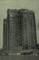 !  Karte China, Chine, Shanghai, King Kong Hotel - China