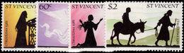 St Vincent 1981 Christmas Unmounted Mint. - St.Vincent (1979-...)