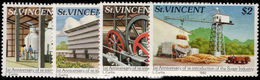 St Vincent 1982 Sugar Industry Unmounted Mint. - St.Vincent (1979-...)