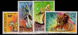 St Vincent 1982 Carnival Unmounted Mint. - St.Vincent (1979-...)