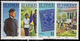 St Vincent 1983 Boys Brigade Unmounted Mint. - St.Vincent (1979-...)