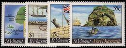 St Vincent 1984 Fort Duvernette Unmounted Mint. - St.Vincent (1979-...)