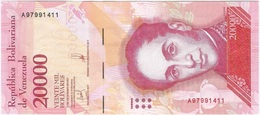 Venezuela 20.000 Bolivares 13-12-2017 Pick 99 UNC - Venezuela
