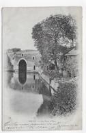 LILLE EN 1904 - N° 39 - LA PORTE D' EAU - CPA VOYAGEE - Lille