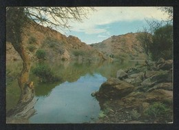 Saudi Arabia Old Picture Postcard Ghadir Al Banat Taif View Card - Arabie Saoudite