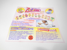 Bauli 1998 Zodiaci Bimba - Families