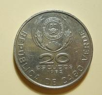 Cape Verde 20 Escudos 1982 - Cap Vert