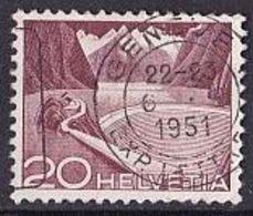 SCHWEIZ Mi.Nr. 533 II O (A-6-19) - Schweiz