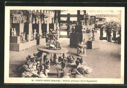 CPA Porto-Novo, Section Artistique (Foire Exposition) - Unclassified