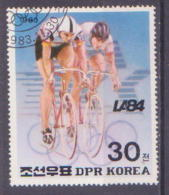 68-371 / COREA N. - 1983   OLYMPIC GAMES LOS ANGELES  Mi 2411 O - Corea Del Nord