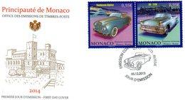 Monaco > FDC N  28901/02  ---- 05/12/2013 - FDC