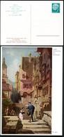 """Bund PP6 B2/004 SPITZWEG """"BRIEFTRÄGER"""" 1956  NGK 10,00€ - Privatpostkarten - Ungebraucht"""