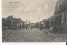 Belarus Bielorussie Iwje Bachstrasse Polen Pologne - Belarus
